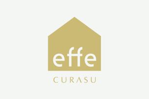 curasu effe / logotype