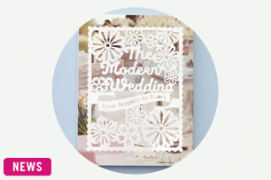 「The Modern Wedding」に掲載されました。