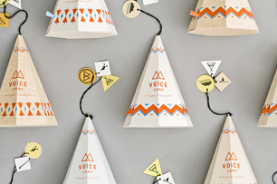 平和紙業 2013「-TEXTURE-」展/Tent pakeage