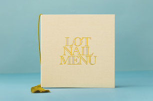 LOT / Menu book, DM