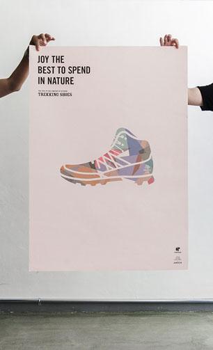 平和紙業 2013「-TEXTURE-」展/Poster