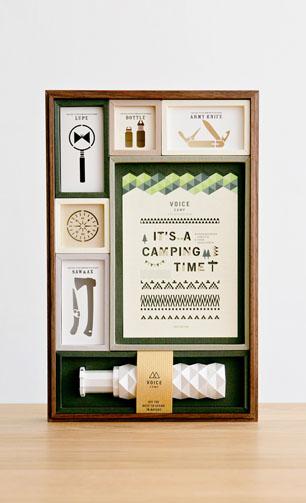 平和紙業 2013「-TEXTURE-」展/Box