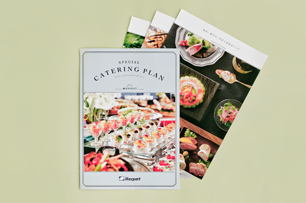 Maxpart / CATERING PLAN